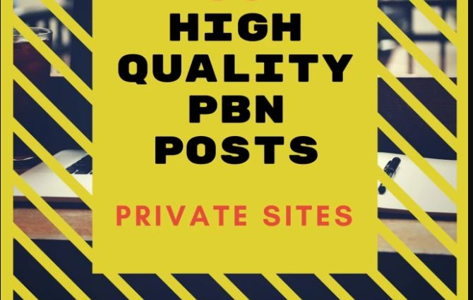 Create 12 Homepage High Quality Pbn Posts With High Metrcis