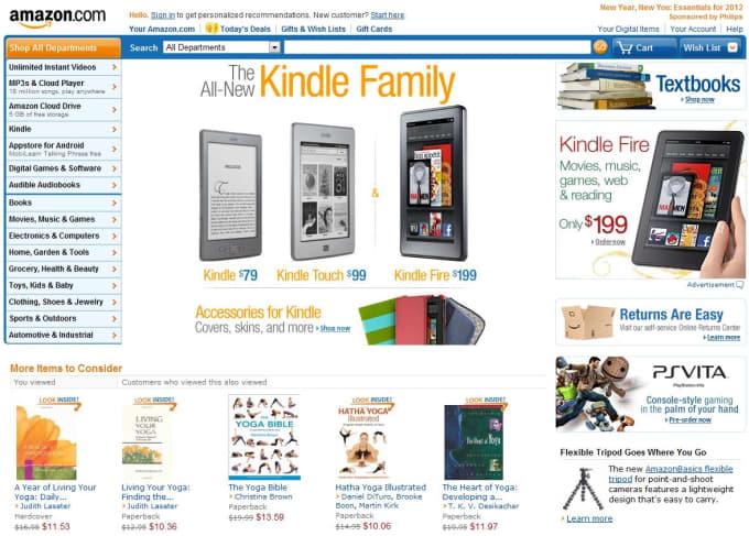 scrape data from amazon,  create a affiliate store