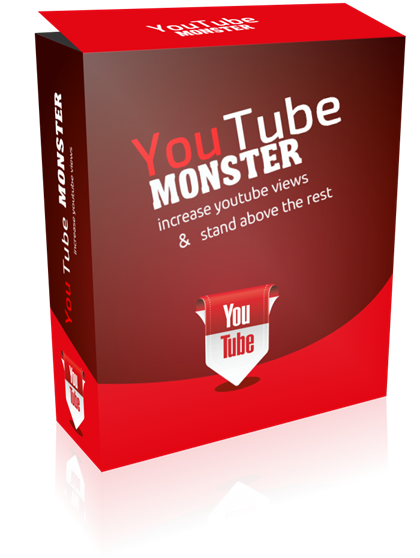 Youtube monster bot / 2020 New Advanced Version