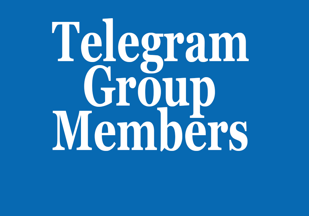 Buy 100+ Telegram Group Members it's real active and high quality within just few hours