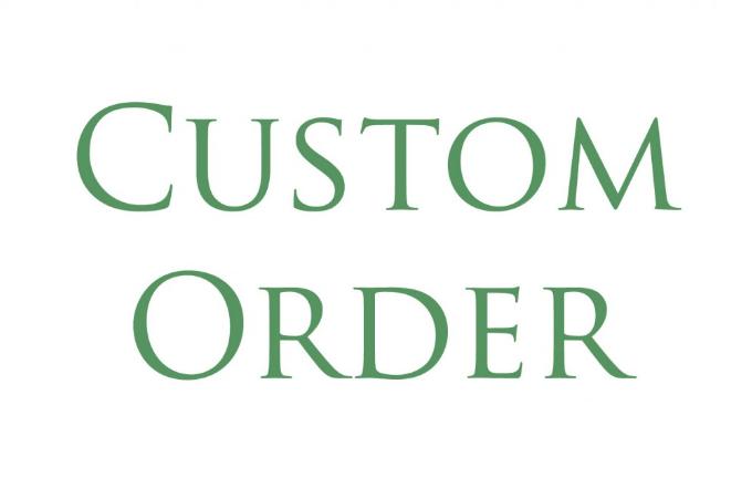 custom service for my buyer