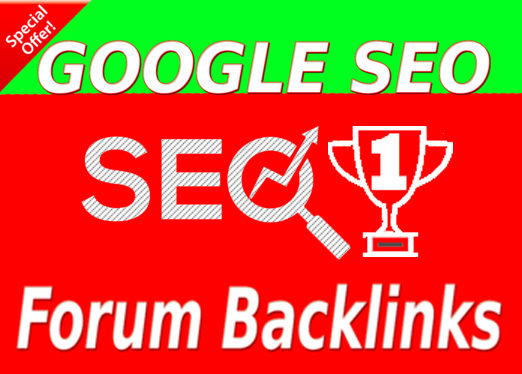 I will Give 4000 Forum Backlinks For SEO