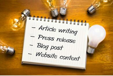 Hire Me For 36 Articles With Unique,  Error-Free And Well-Researched Content.