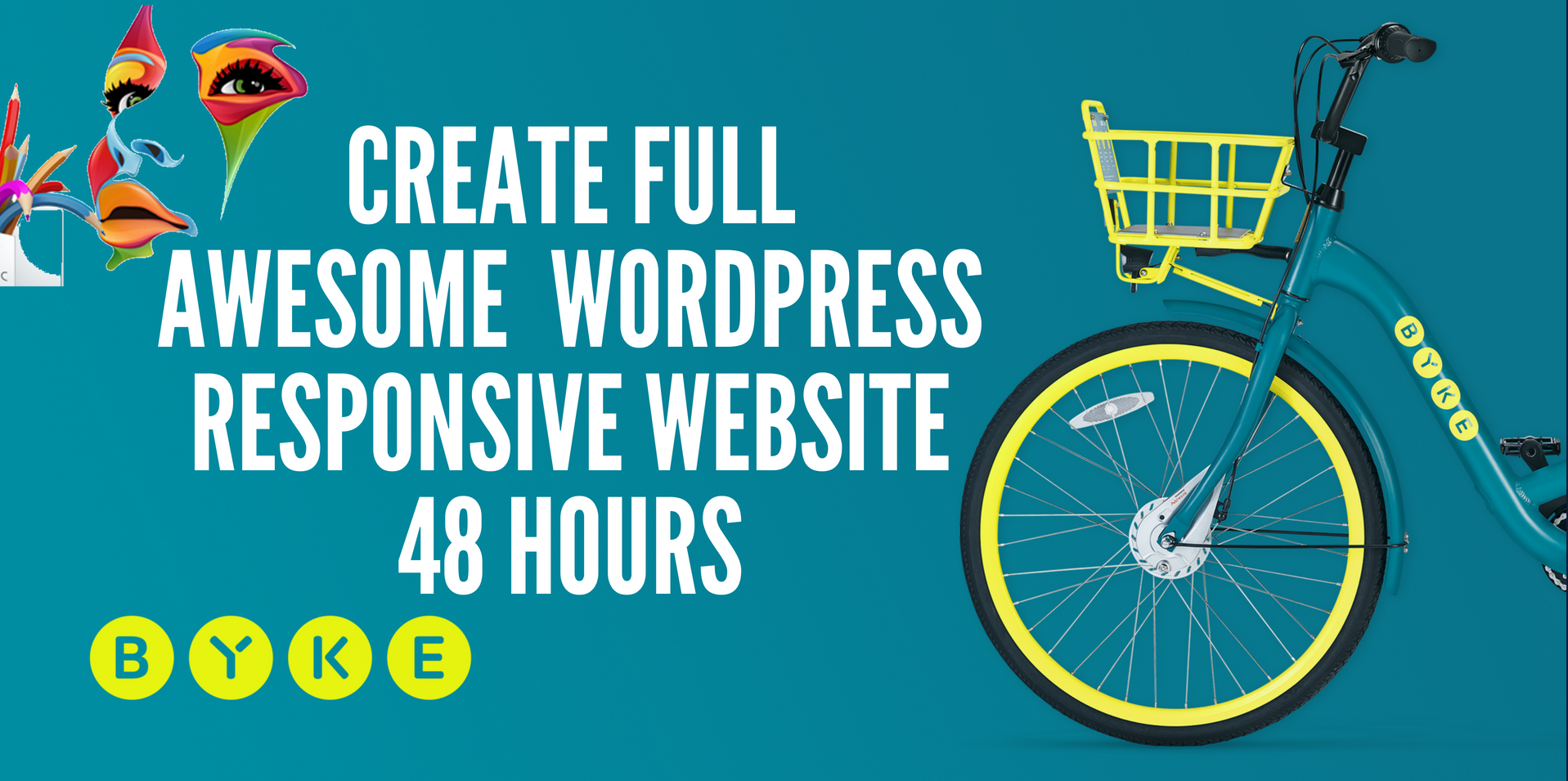 Create Awesome WORDPRESS Responsive Website 48 Hours