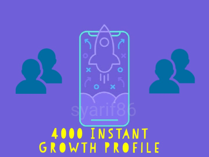 8k Growth your profile