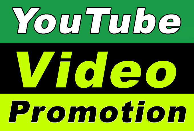 High Quality YouTube Video Seo Viral Marketing and Promotion