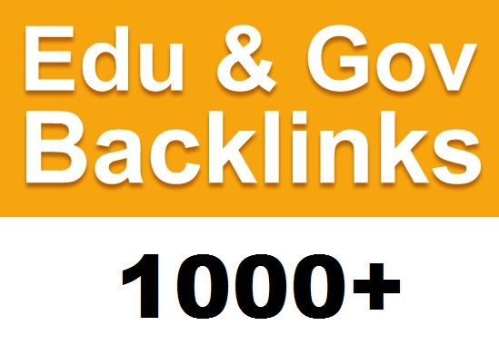 Will Make 1000+ HQ Social SEO Backlinks for your Website Safe and Stable