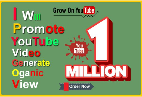 professionally promote you-tube video generate real traffic