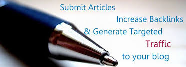 """ i will "" do manuallay 30 Article submission backlinks da100 plus site"