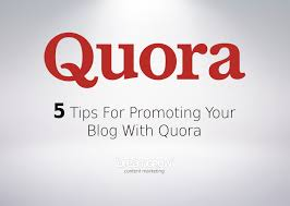 PROMOTE YOUR WEBSITE 6 QUORA ANSWER WITH KEYWORD & URL