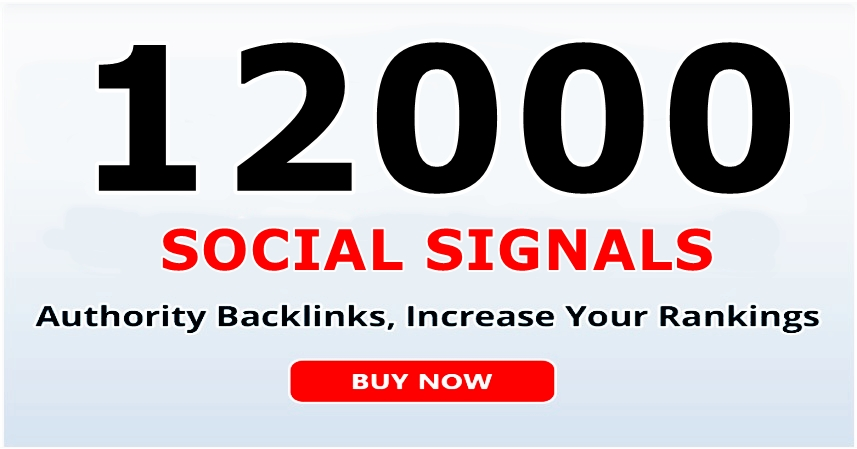 BEST QUALITY 12000 PREMIUM SOCIAL SIGNALS Google Safe VERIFIED High Quality Do-Follow Backlinks -HURRY NOW -LIMITED TIME OFFER