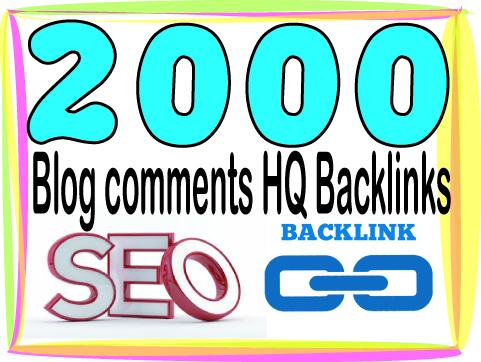 Rank On Google 2000 HQ. Blog comments PR7 to PR10 Bac...