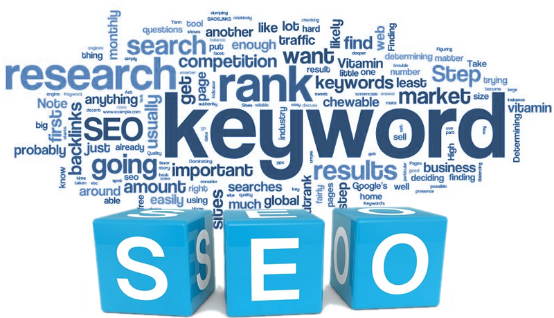 'I will' do SEO keyword research