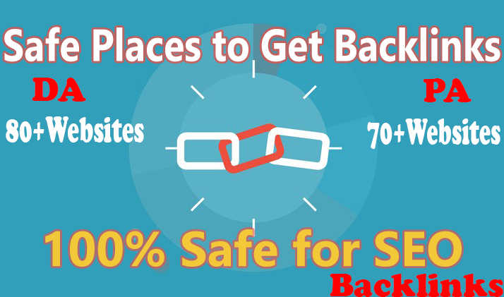 Boost your Website page rank Google friendly seo Backlinks
