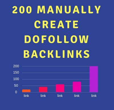 We Will Do 200 Dofollow Backlinks On High Pr8 To Rank You First On Google