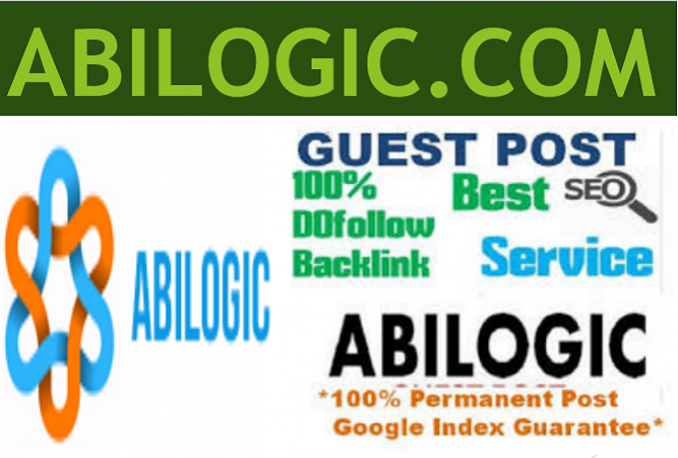 Publish a Guest Post On Abilogic. com with dofollow link