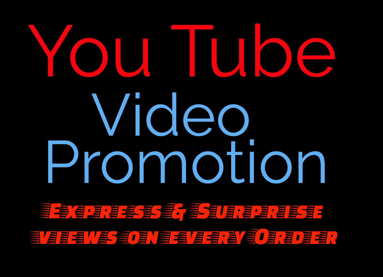 Organic high quality youtube