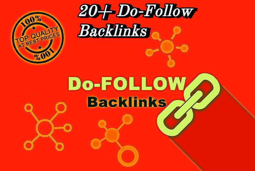 Get DA 92 20+Dofollow Backlinks For Your Sites