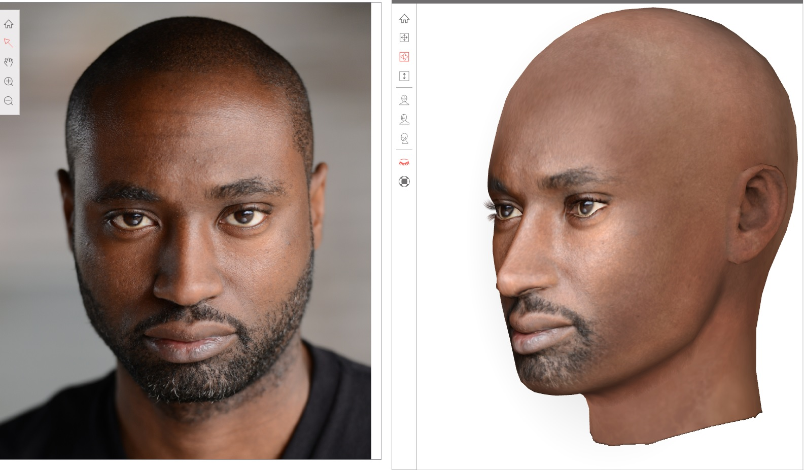 Turn your picture into a real life 3d animation