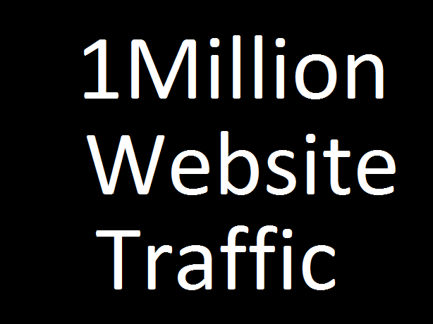 i Will Send 1Million WordWid Traffic Website Visitors Non Drop And Very High Qulit