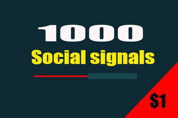 Create 1000 Manually Seo Social Signals 7 Days Drip Feed