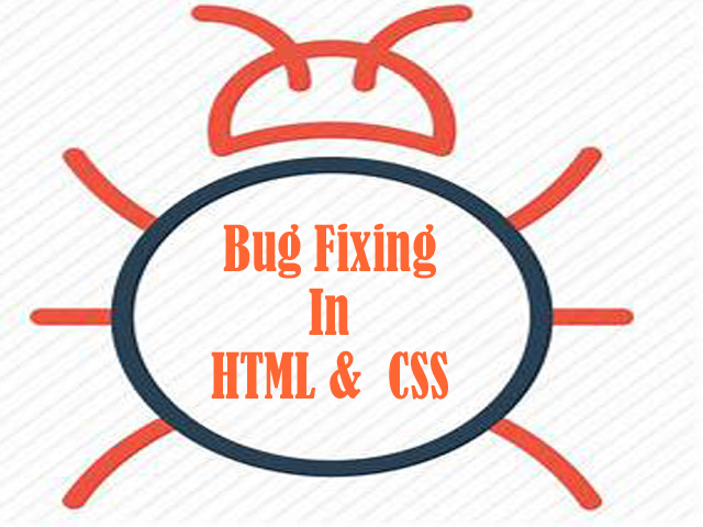 Fix your website bugs