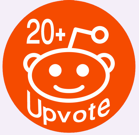 Instant 20+ World wide reddit upvote within 6 Hours
