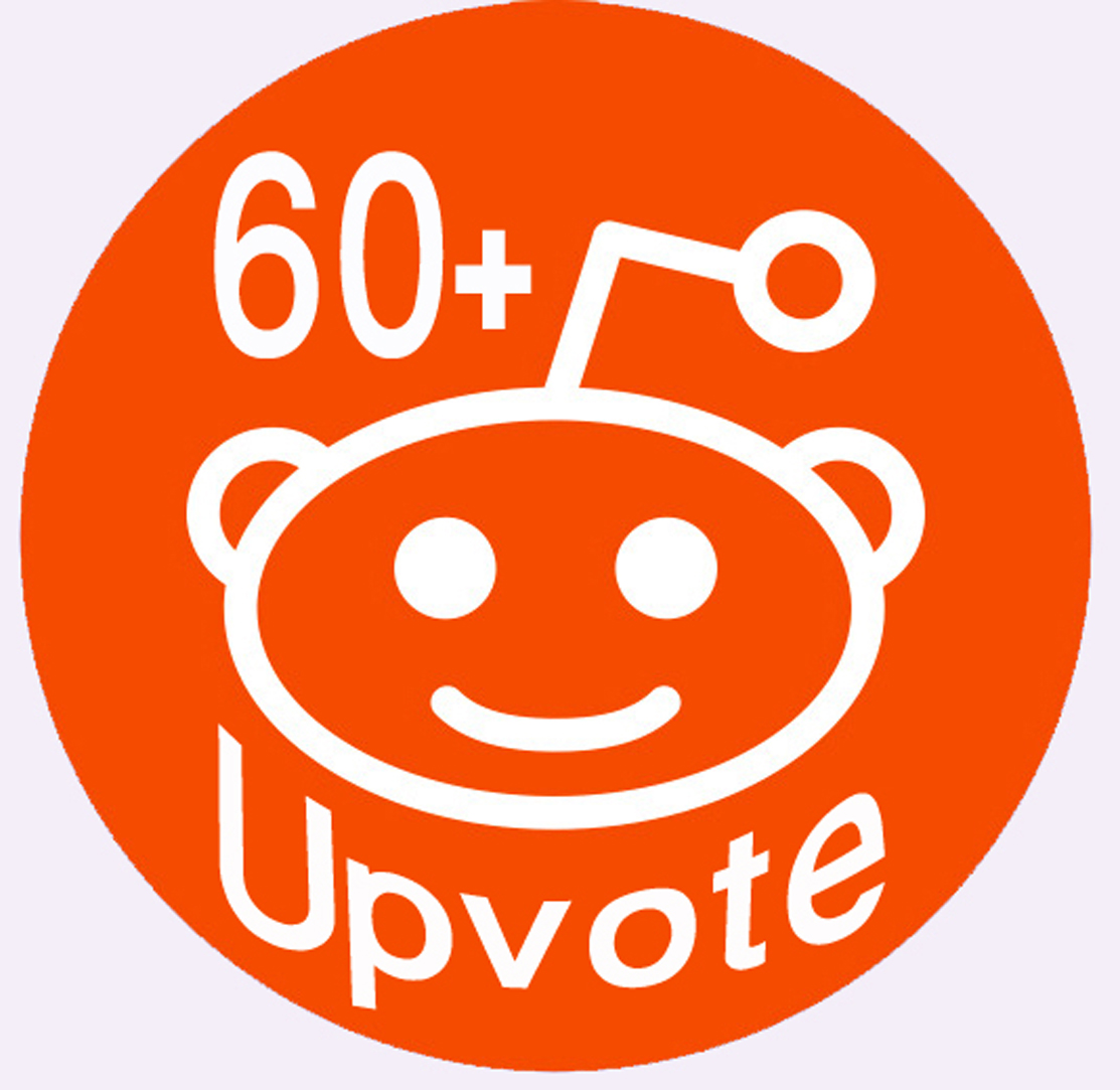 Instant Add 60+ Real Human Reddit Global Upvotes