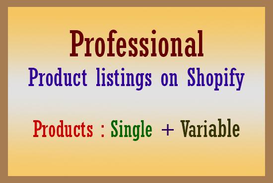 Shopify Store,  Shopify Website