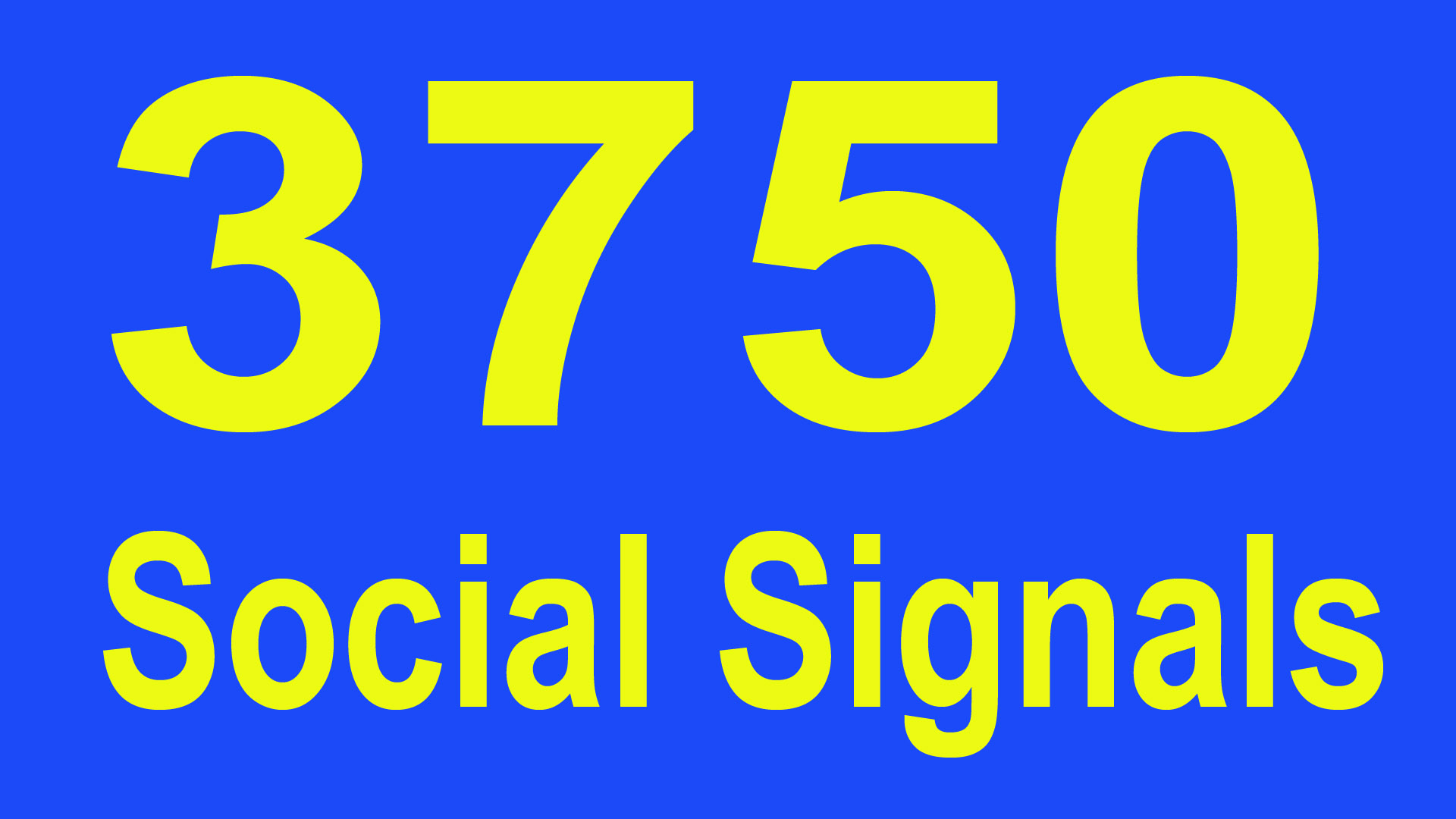 Powerfully built 3750 Social Shares Signals to heavy SEO help,  Best on Seocheckout