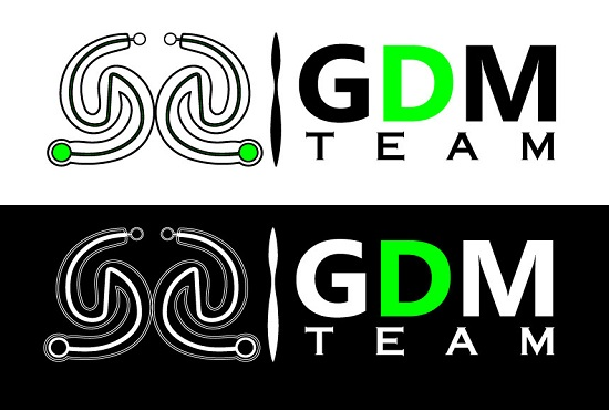 TALENTED GDM TEAM - BEST CREATIVE MULTIPLE MODERN MINIMALIST LOGO DESIGN