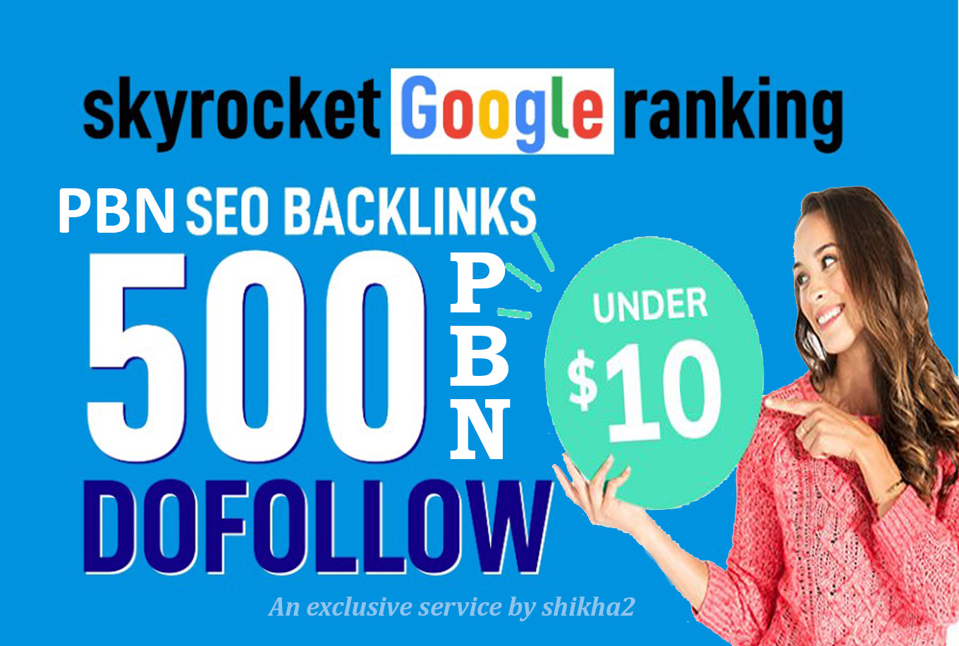 Create 500 Super Web 2.0 Blogs and post dofollow bacl...