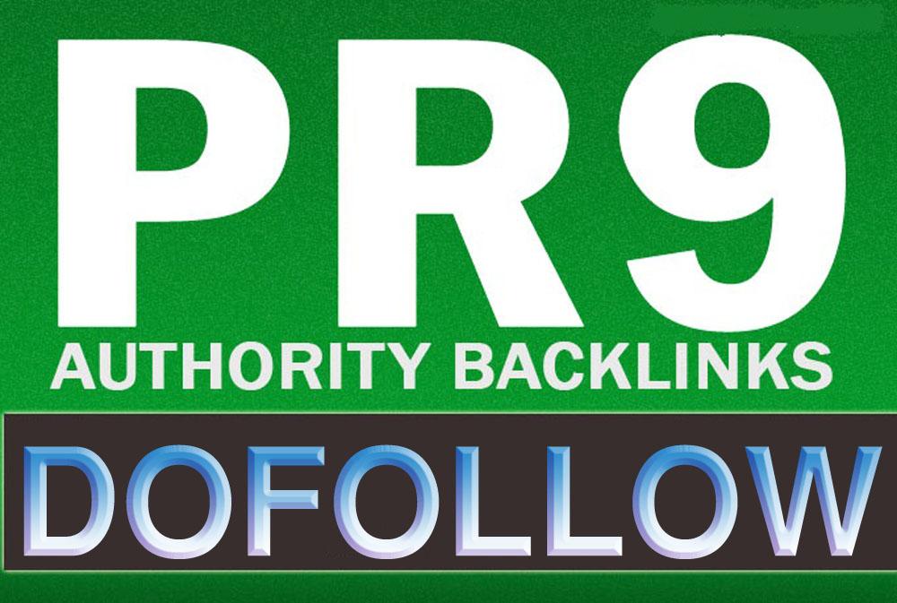 Manually Create TOP 20 Dofollow Profile Backlinks to increase ranking