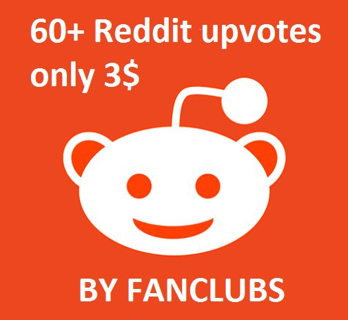 Supper Fast 60+ High Quality Reddit Upvote to your post or comment within 24 hours