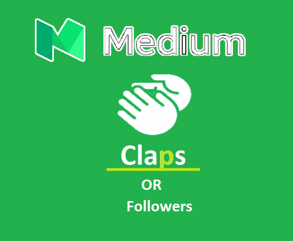 Provide You 100 Real USA Active People Medium Claps To Your Post or followers