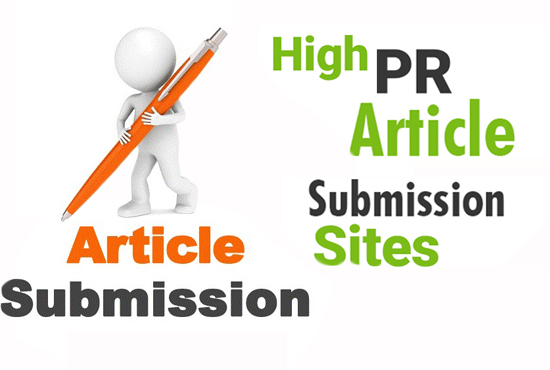 manually submit an article 15 high rank sight