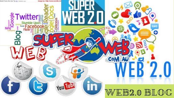 I am Proficient to create 20 legitimate and Promising Web 2 blog with image.