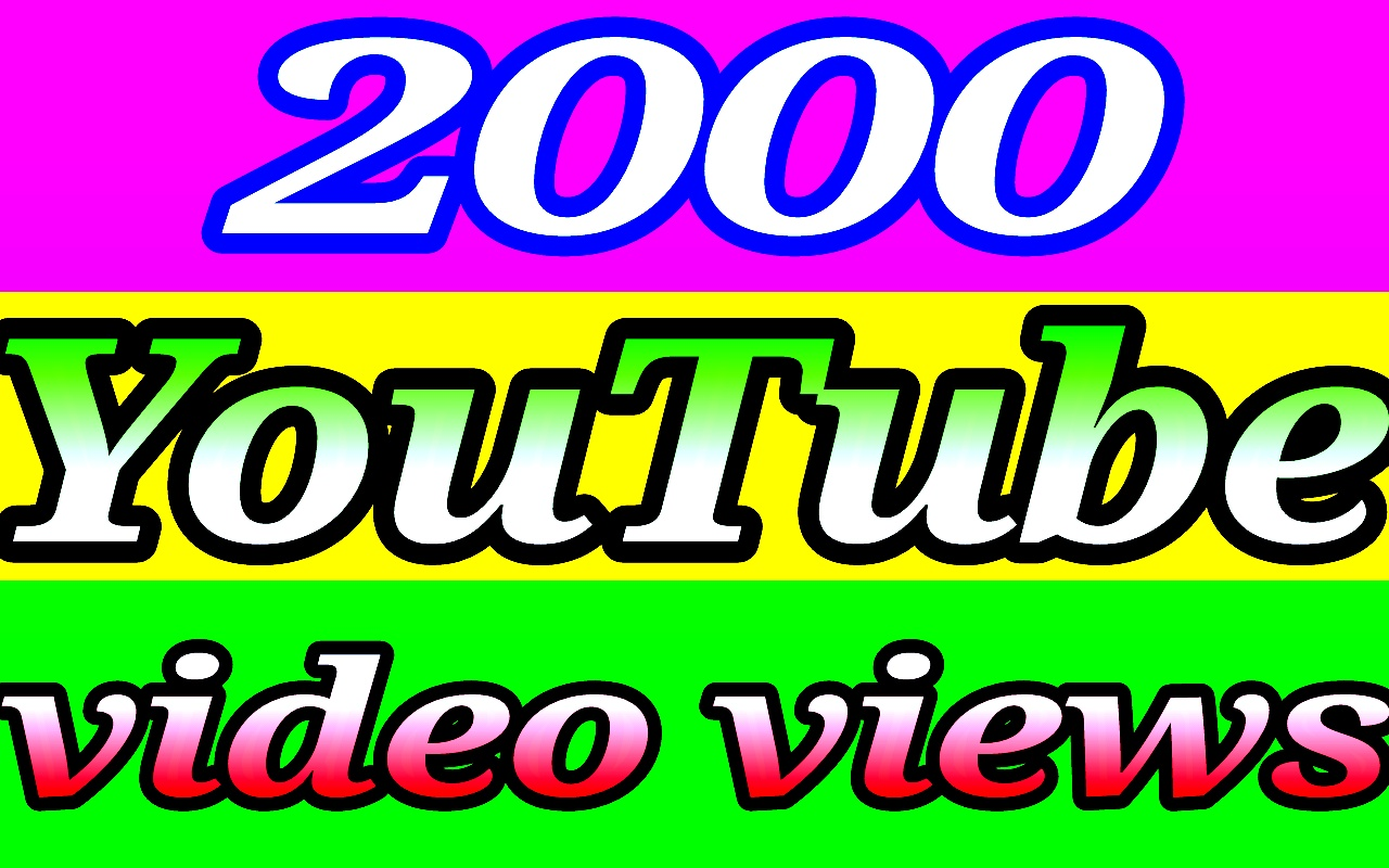 Seo for YouTube video promotion via world wide real users
