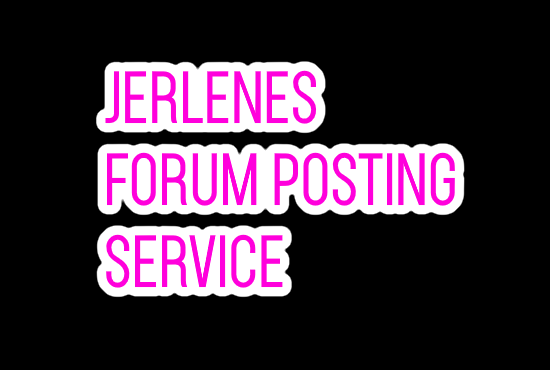 ten quality forum posts
