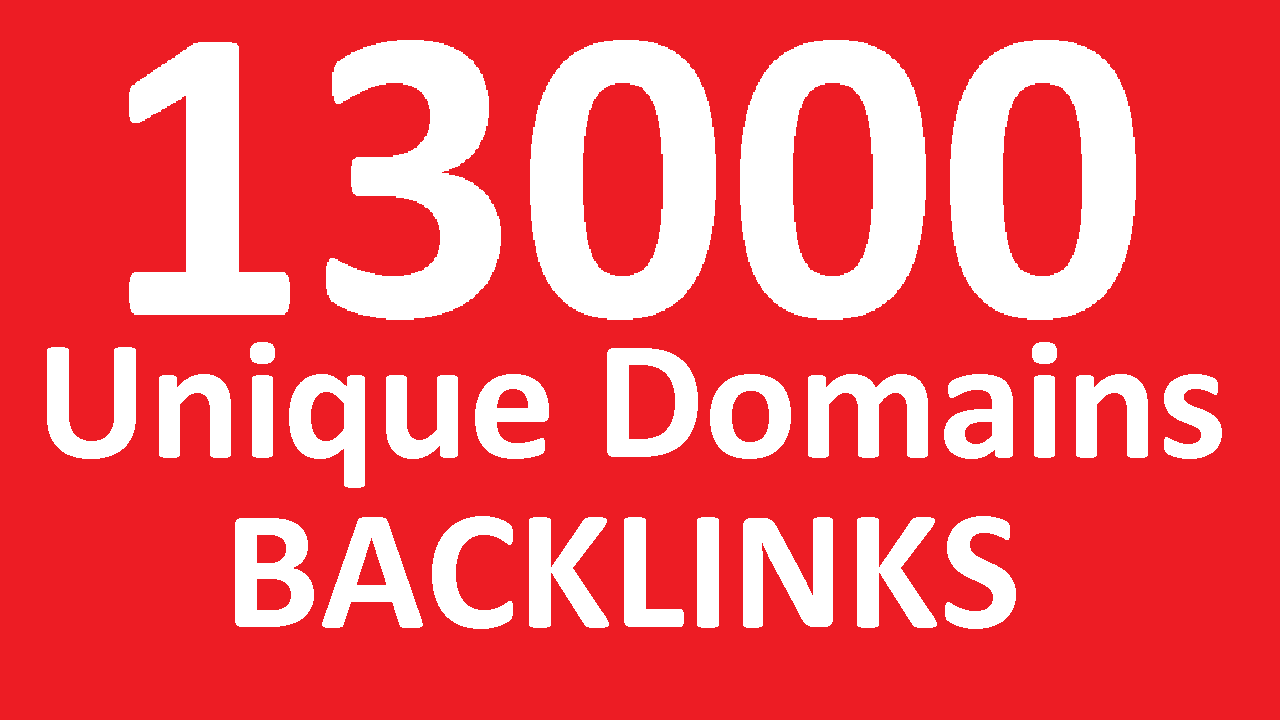 13000 Quick Seo Service Package Gsa Backlinks From 13000 Unique Domains
