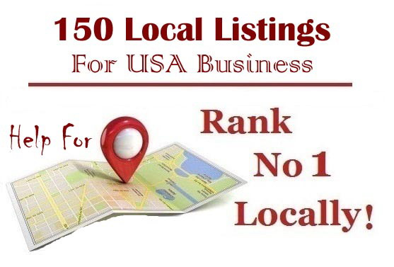 do 30 local Listings for USA Local Business ranking