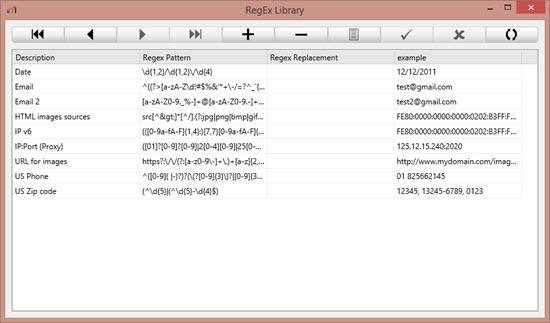 ImSeoArchive RegEx Grabber software