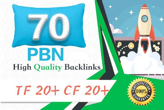 provide 70 permanent pbn posts on high quality trust flow domains