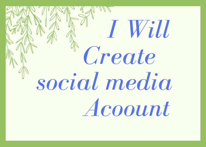 Create social media posts