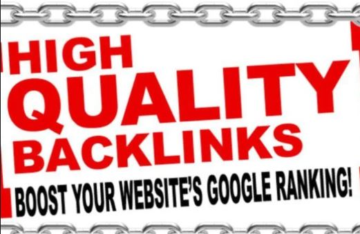 will Create 100 high quality back-link