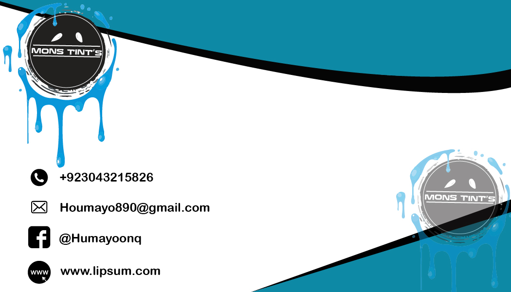 I Will Make Impressive Double Side Business Cards And Logo