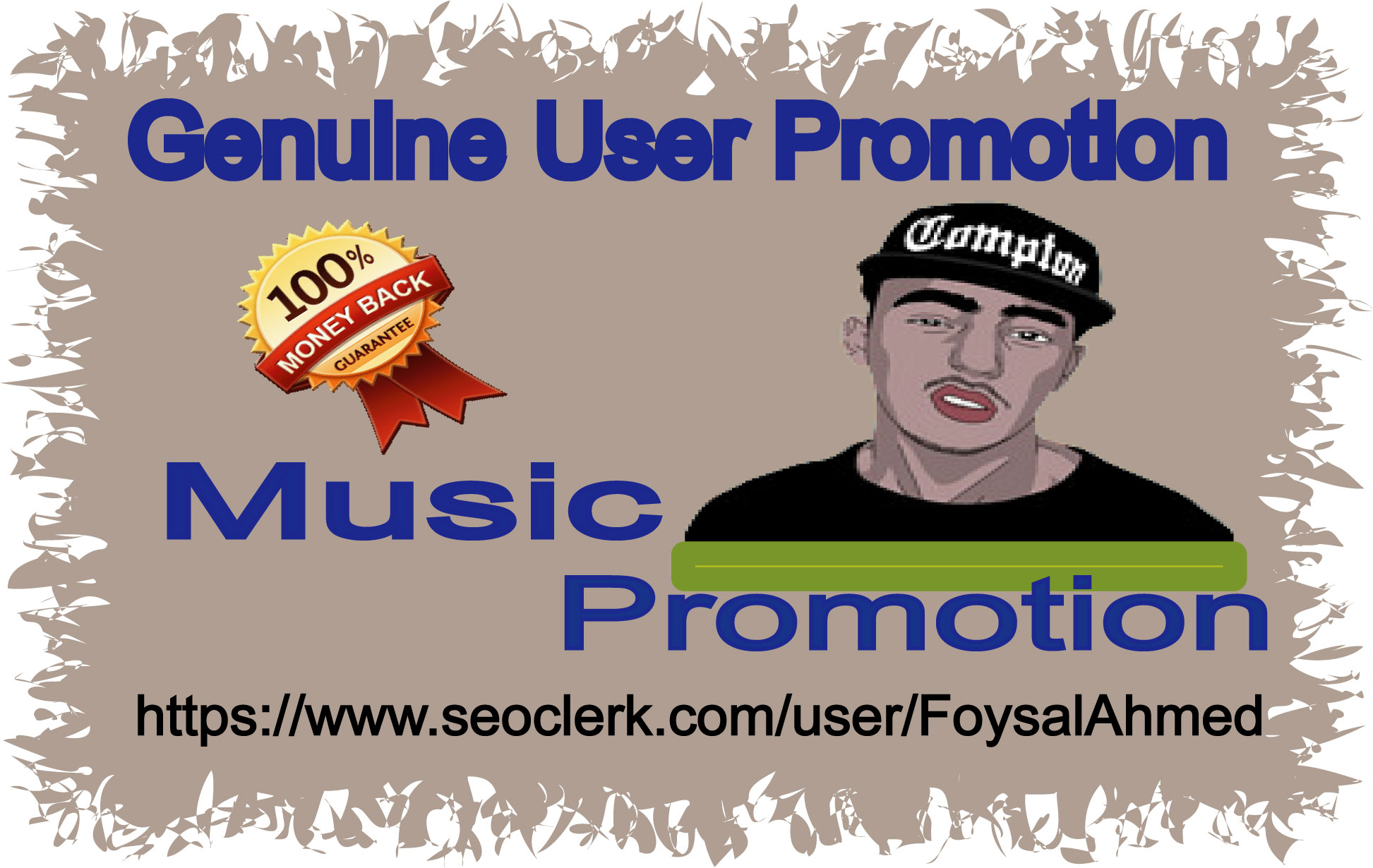 Music Promotion 900K MUSIC PLAY 1000 Llke & 500 Re-post & 50 Manual C0mments For Your Track