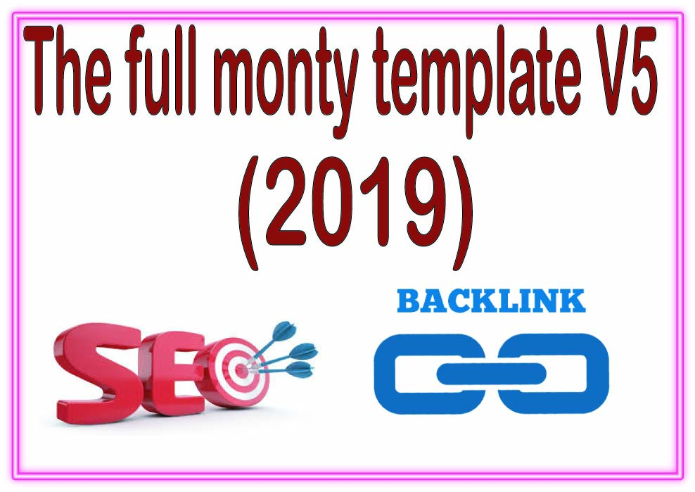 Highly Diversified SEO-The full monty template V5 201...