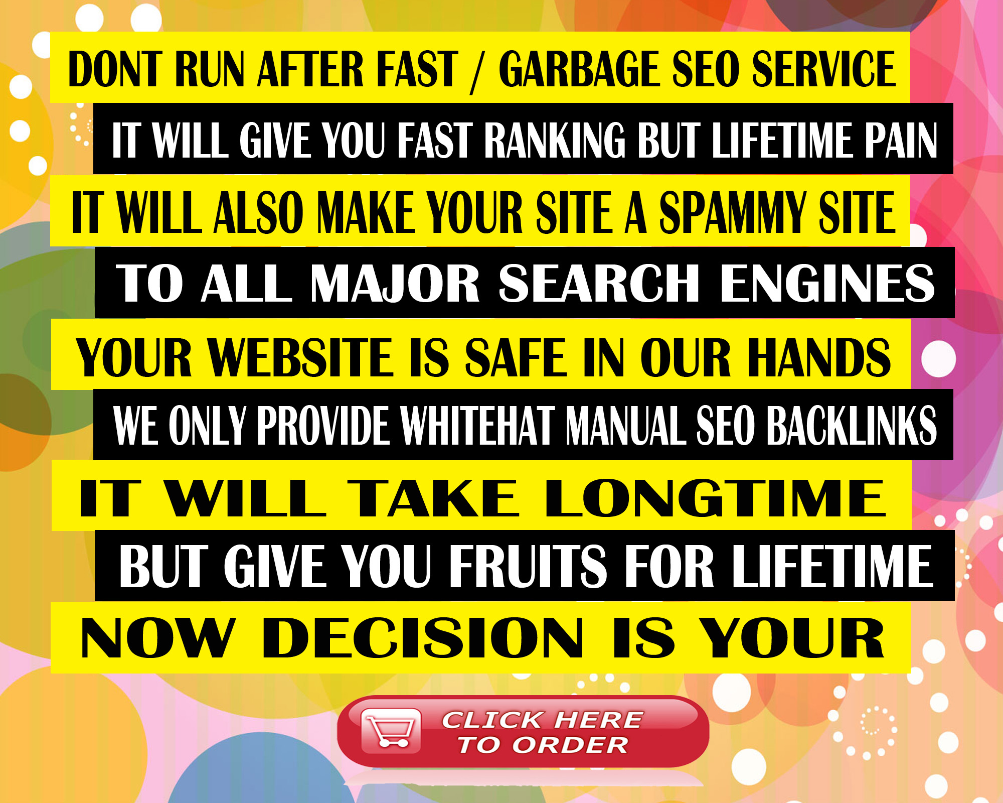 14 Days Manual Whitehat SEO Backlinks To Rank Website Fast