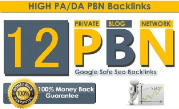 do 12 pbn posts dofollow backlinks to website improving rank